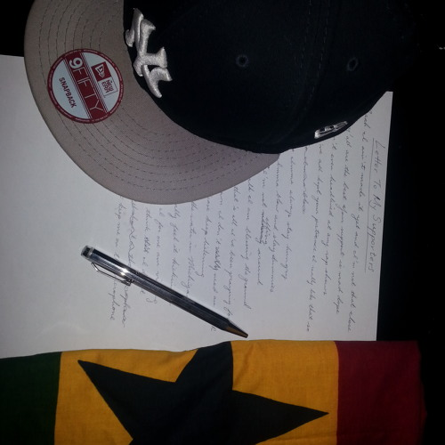 Letter To My Supporters (Prod. By TCustomz)
