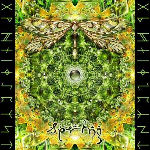 "AKSHAN_Solar Cycle 24_VA ""SPRING"" (Altar Records 2013)"