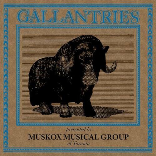 Muskox - Love Apples (2008)