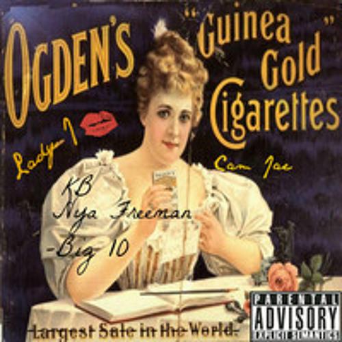 Smoker's Session by OG KB ft. Alexis Estes, Lady J, Nya Freeman, Cam Jae, A.D, Big 10, & Taylour