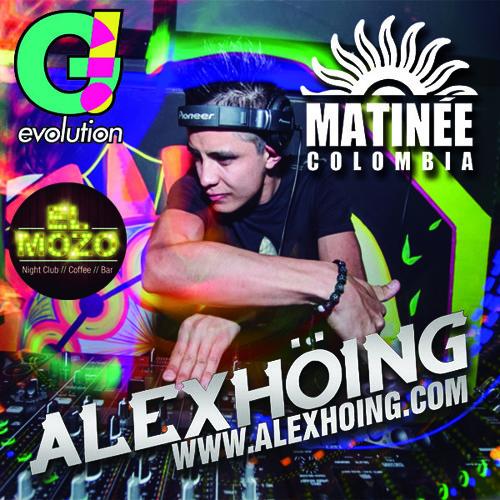 ALEX HOING - BOGOTA 2013 GAY PRIDE CD PROMO