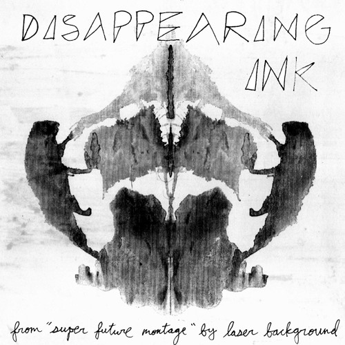 Laser Background - Disappearing Ink
