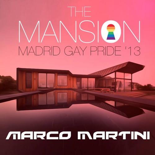SET - THE MANSION (MADRID GAY PRIDE '13)
