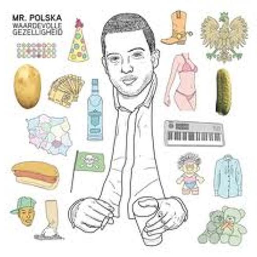 Mr. Polska - Nelson Mandela Met Je (ft. Ronnie Flex)
