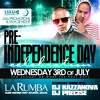 Pre-Independence Day @ La Rumba 2 [Wed. July 3rd]