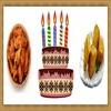 Kue Ulang Tahun di Antara Ayam Goreng & Tahu Tempe
