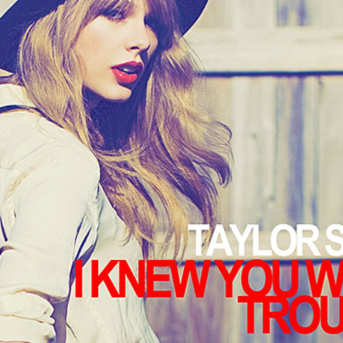 Taylor S. - I Knew You Were Trouble (Fagner Backer Piano Remix)
