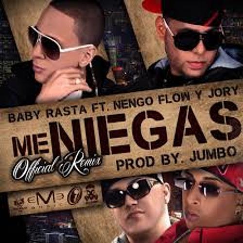 Baby Rasta & Gringo Ft. Ñengo Flow Y Jory Boy – Me Niegas Remix Extended Dj JBeats FREE DOWNLOAD!