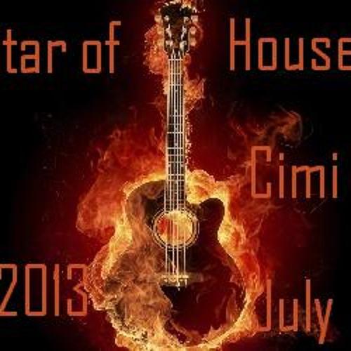 Dj Cimi - Guitar Of House Music [2013]