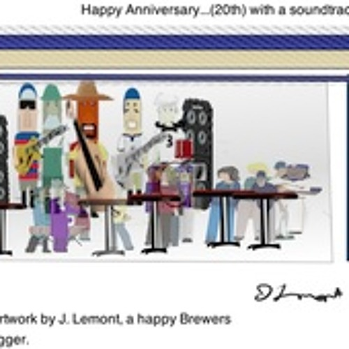 Happy 20th anniversary (insert brand name) Racing Sausages [TheBrewersBar - 004]