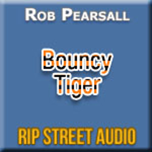 Bouncy Tiger