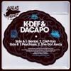 K-Def & DaCapo (The Program) - She Got Away (SSR-028 - The Genius EP)