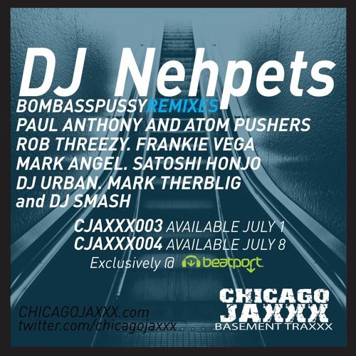 DJ Nehpets- BAP [Paul Anthony & Atom Pushers Rmx] CJAXXX003