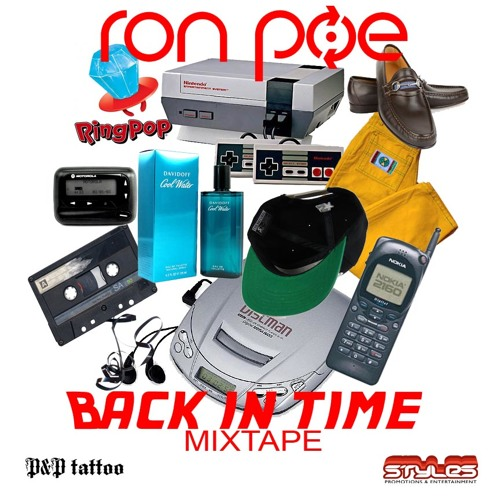 DJ RON POE - BACK IN TIME (MIXTAPE)