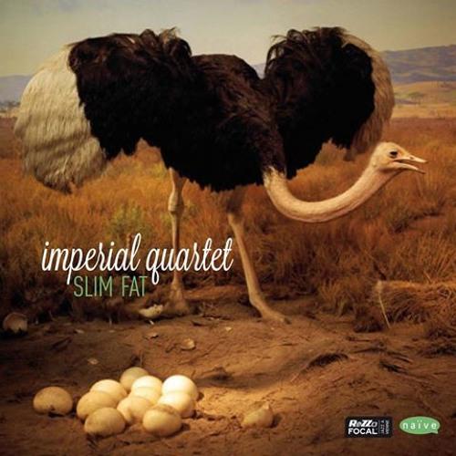 """""""Slim Fat"""" 2nd album Imperial Quartet"""