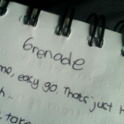 Grenade-Bruno Mars (Cover) at homey