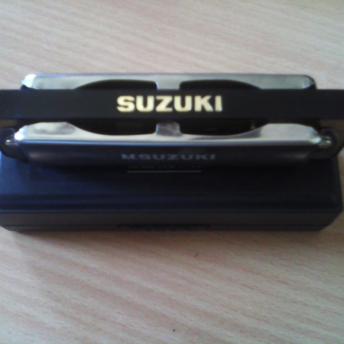 Suzuki HarpMaster-Key of D for UdayRaj