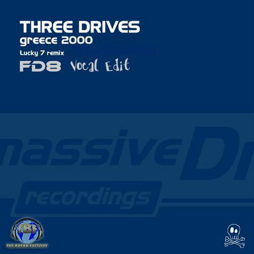 Lucky 7 - Greece 2000 Remix (FD8 Vocal Edit)