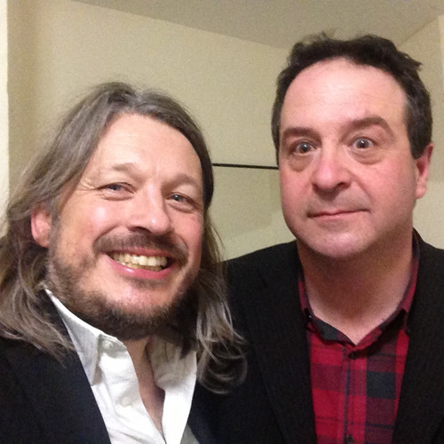 Richard Herring's Leicester Square Theatre Podcast - Episode 23 - Mark Thomas