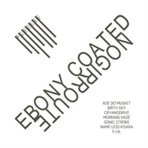 EBONY COATED / Nogirroute
