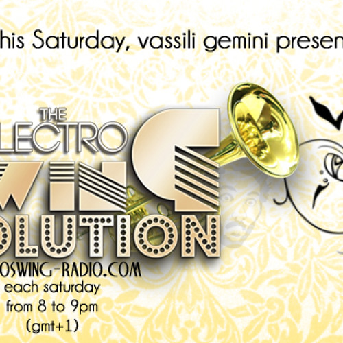 Sherpafm skaswing mix for vassili, electroswing revolution radio, 29/06/13