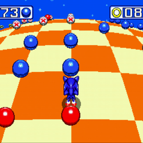I Dream of Blue Spheres [Sonic 3 Special Stage RMX]