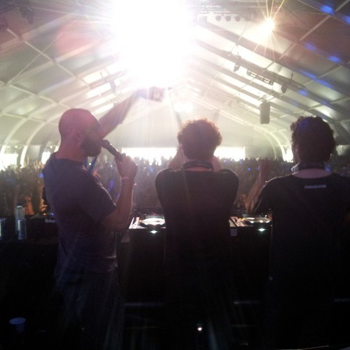Invite & Tim Wolff @ Awakenings Festival 2013, Amsterdam (29-06-2013)