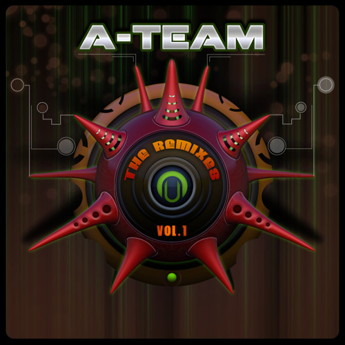 A-Team vs Cpu - A Walk in the Park - Mystical Complex Remix-Cut