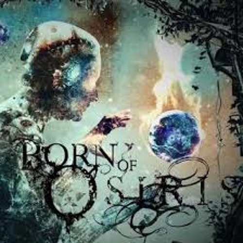 Born of Osiris -  M∆CHINE - (complete mixtest cover)