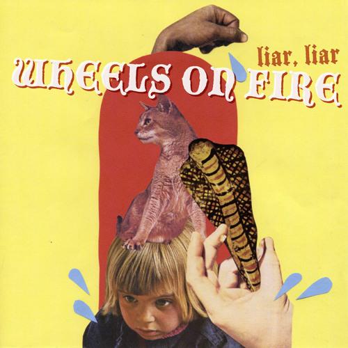 WHEELS ON FIRE - Sara
