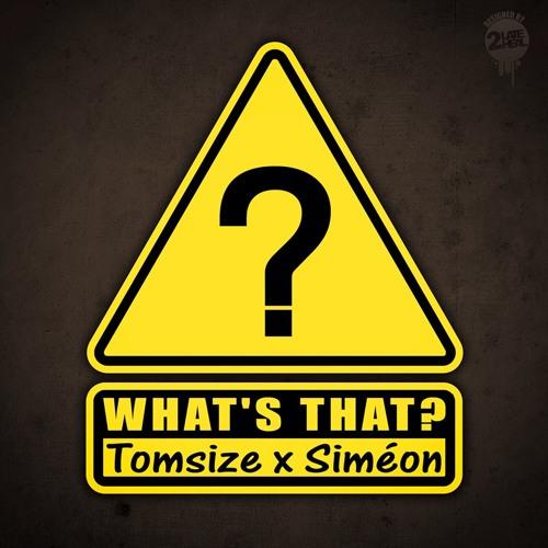 Tomsize x Siméon - What's That?