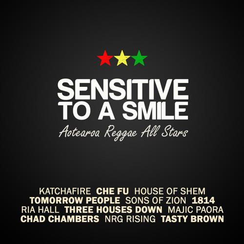 Aotearoa Reggae Allstars -  Sensitive To A Smile