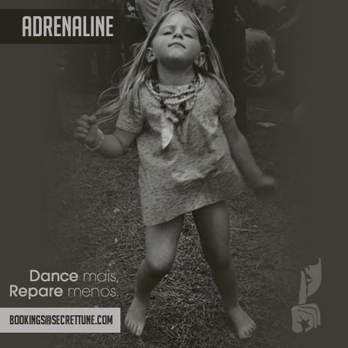 Dance mais, Repare menos Mix01
