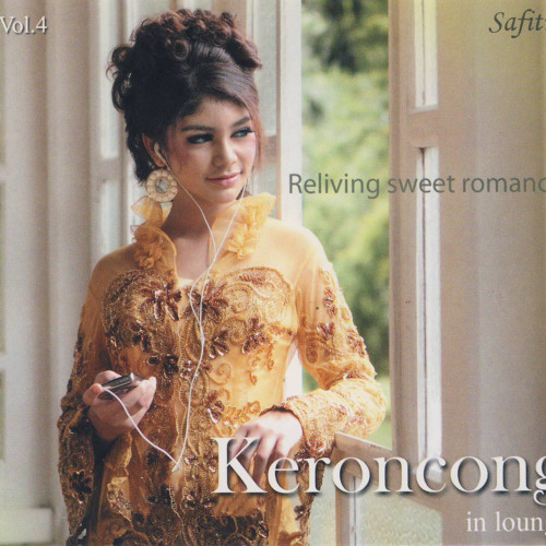 Keroncong In Lounge - Safitri - First Love (Cover Nikka Costa)