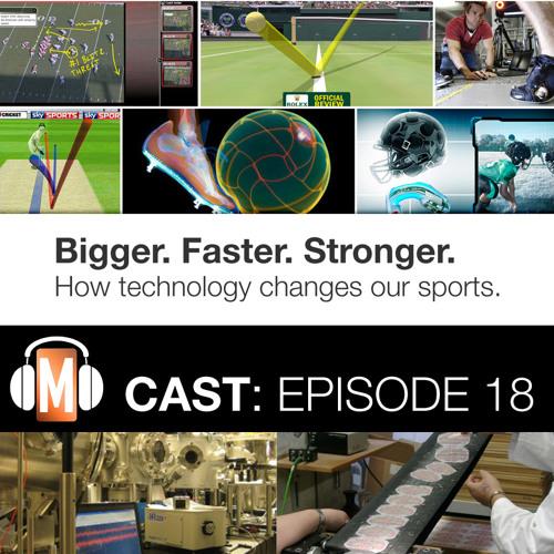 Episode 18 Sports Tech