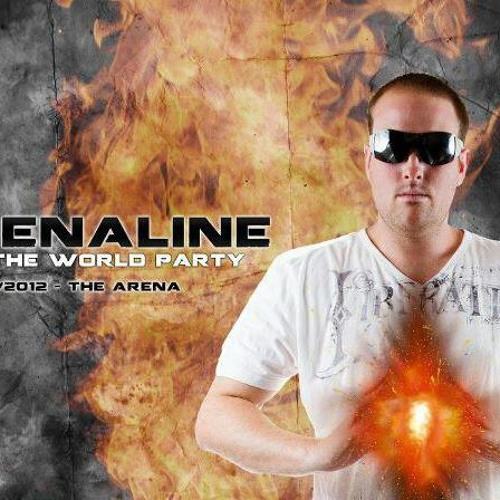 Adrenaline - End of World Rave (Fire Temple Promo) Mixed By Kuruption & Apollis