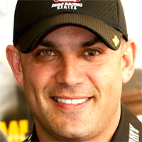 """Tony Schumacher on Chasing """"The Old Guy"""""""