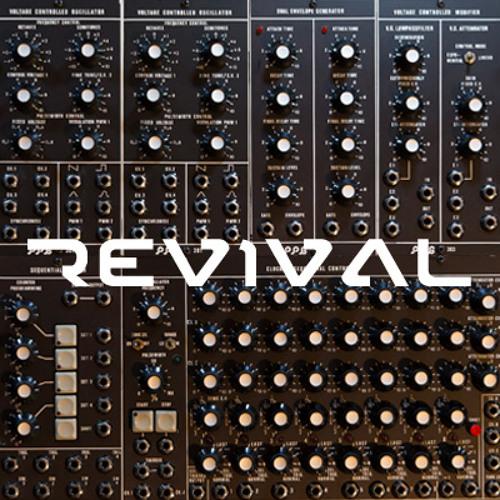 DJ Rubberman - Revival (80's Synth Pop & Synth Rock)