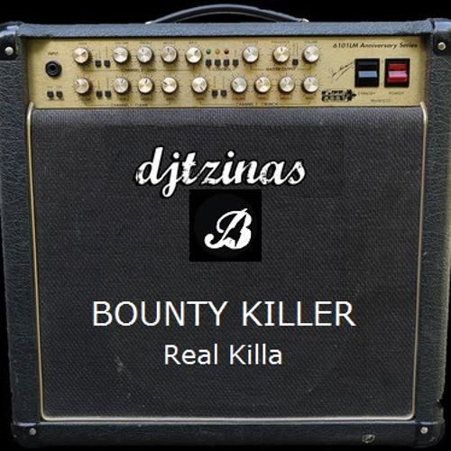 Bounty Killer & Djtzinas - Real Killa (Bruce Missile Blend)