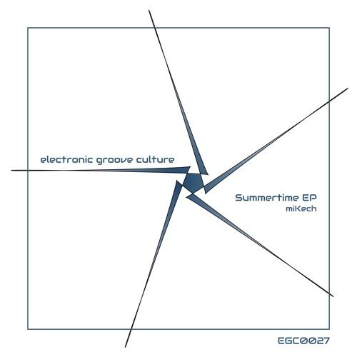 miKech - Summertime EP (EGC0027)