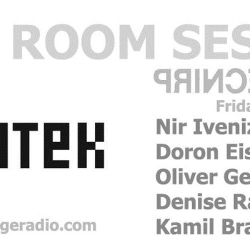 Legotek: Oliver Gehrmann, Doron Eisenberg, Nir Ivenizki, Denise Rabe on The T Room Sessions