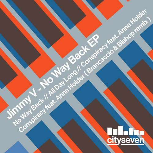 "**OUT NOW** - Jimmy V ""No Way Back"" E.P."