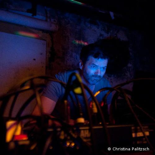 Andrés Marcos - Holzmund 2 - Live PA