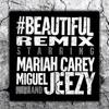 Mariah Carey - #Beautiful (Remix) Feat. Miguel & Young Jeezy CDQ