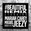 Mariah Carey - #Beautiful (Remix) Feat. Miguel & Young Jeezy CDQ