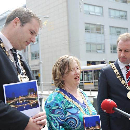 Cllr Carrie Smyth, Cathaoirleach of Dun Laoghaire/Rathdown CC on Labour's 6-point plan for Dublin