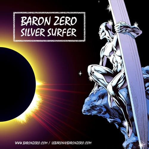 Silver Surfer (new album July 2015)