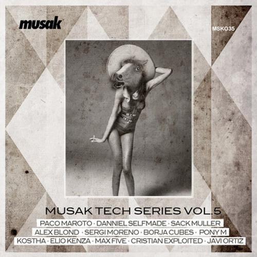 Sergi Moreno & Borja Cubes - We Don't Stop [Musak Recordings] Now on Beatport