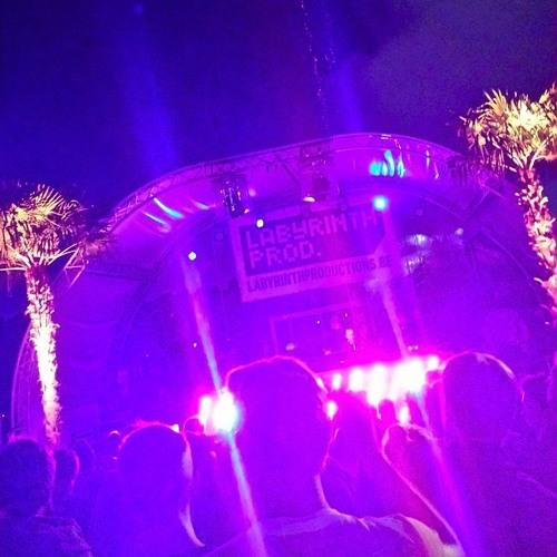 Pole Folder - Sunrise Festival 2013 - Part 1