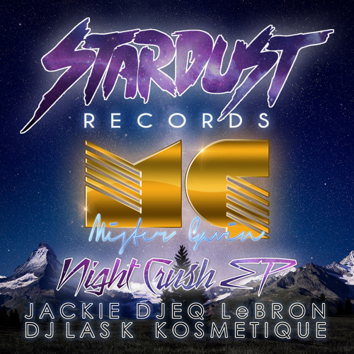 SDR-028 Mister Gavin - Night Crush (Original Mix) EXTRACT